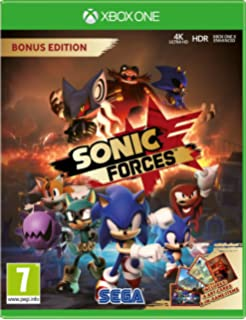 Sonic Forces Xbox One Amazon Co Uk Pc Video Games