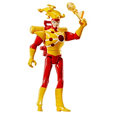 Mattel Justice League Action Firestorm Figure: Toys & Games