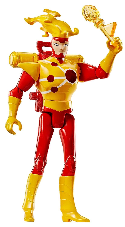 4.5 4.5 Mattel FGP28 DC Justice League Action Firestorm Figure