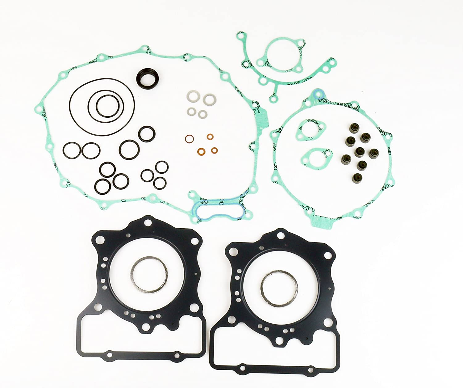 HONDA VTR 1000 F W//OUT VALV.COV.GASKET Athena Parts P400210850050 Complete Gaskets Kit