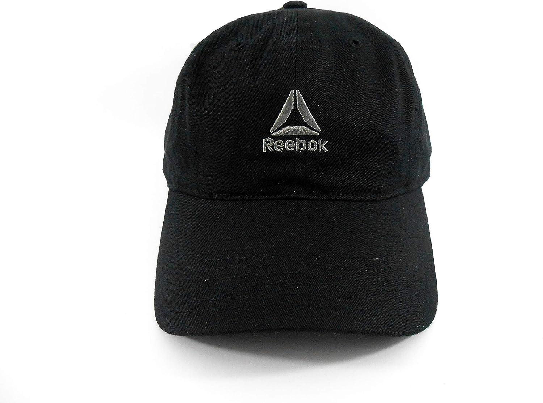 Reebok Act Fnd Logo Cap Gorra, Hombre, Negro, Talla Única: Amazon ...