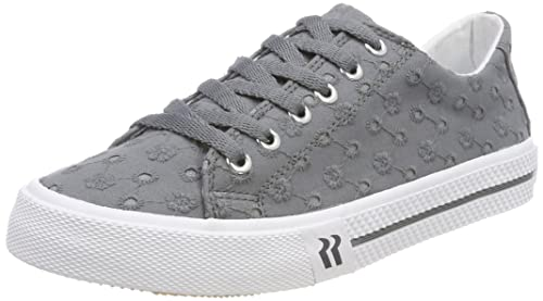 Romika Soling 22, Zapatillas para Mujer, Gris, 41 EU