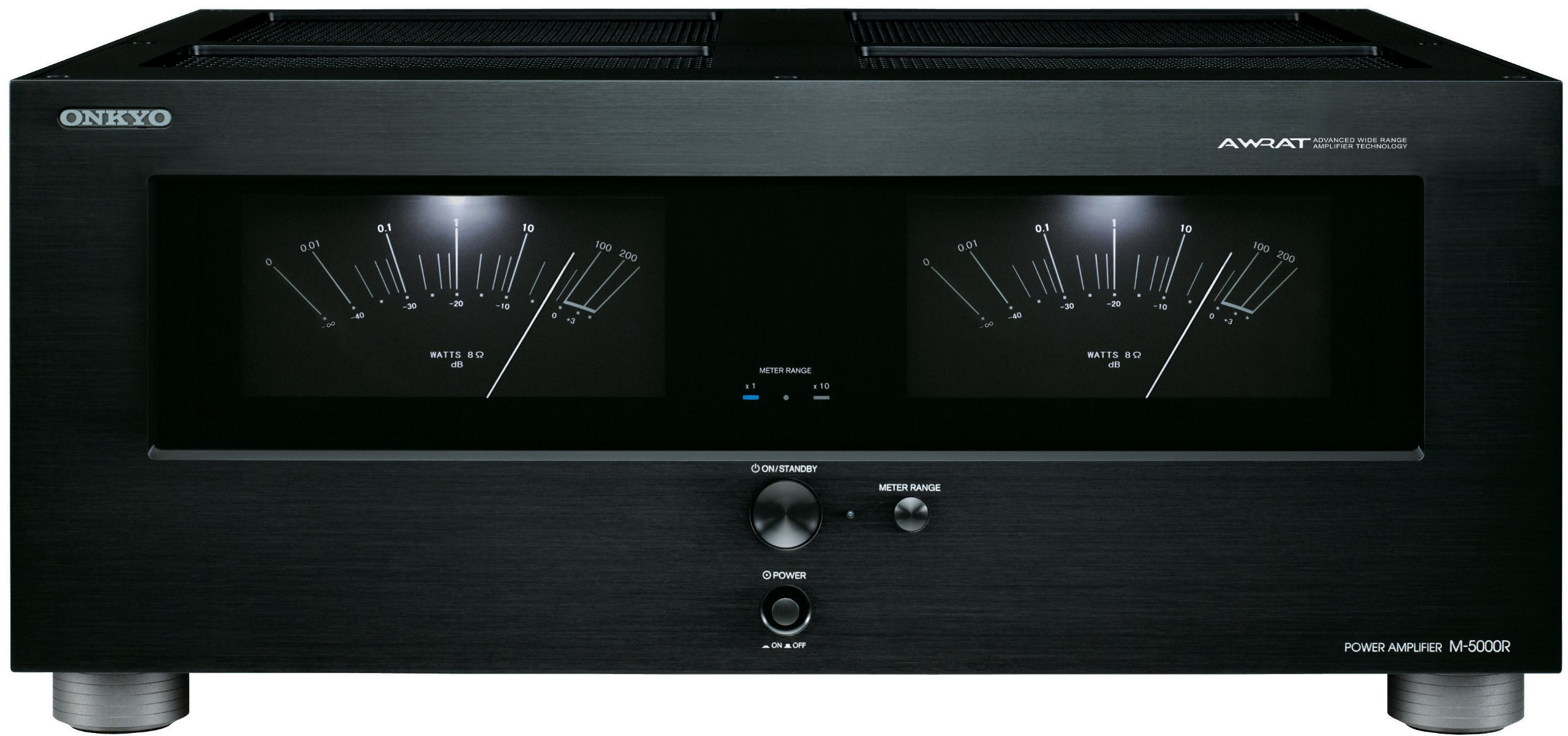 Onkyo M-5000R Reference Series Power Amplifier (Black) by Onkyo
