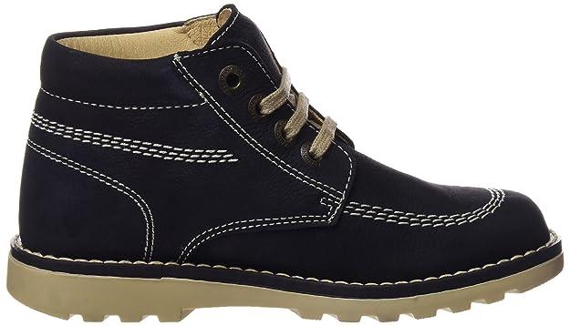 Pablosky 098822, Chaussures Garçon, Bleu, 21 EU