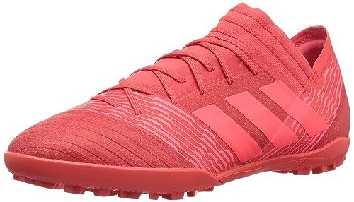 6507c467 Adidas Performance 17.3 TF Nemeziz Tango - Playera para Hombre, Real  Coral/Red Zest