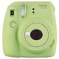 Fujifilm Instax Mini 9 + 10 Mini Film Istantanea per Stampe Formato 62X46 mm, Verde