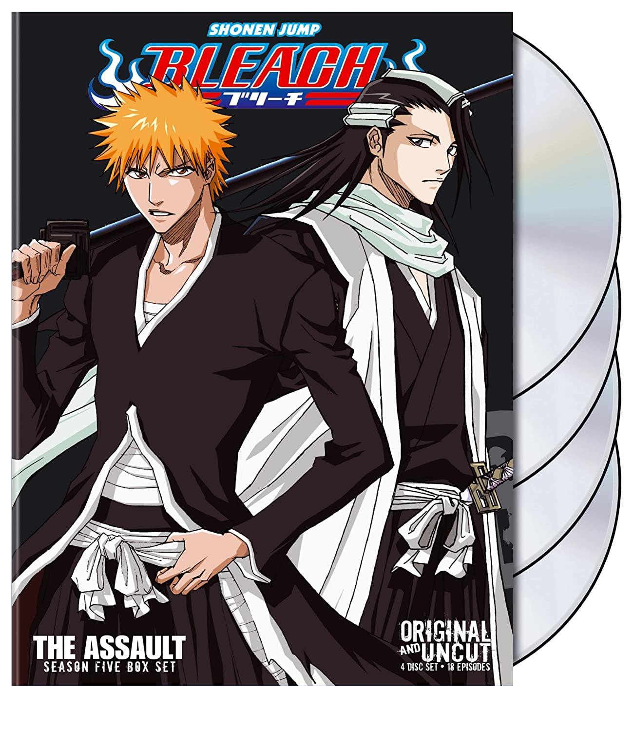 Amazon Bleach Uncut Box Set Season 5