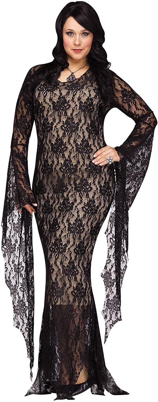 Miss Darkness Plus Costume