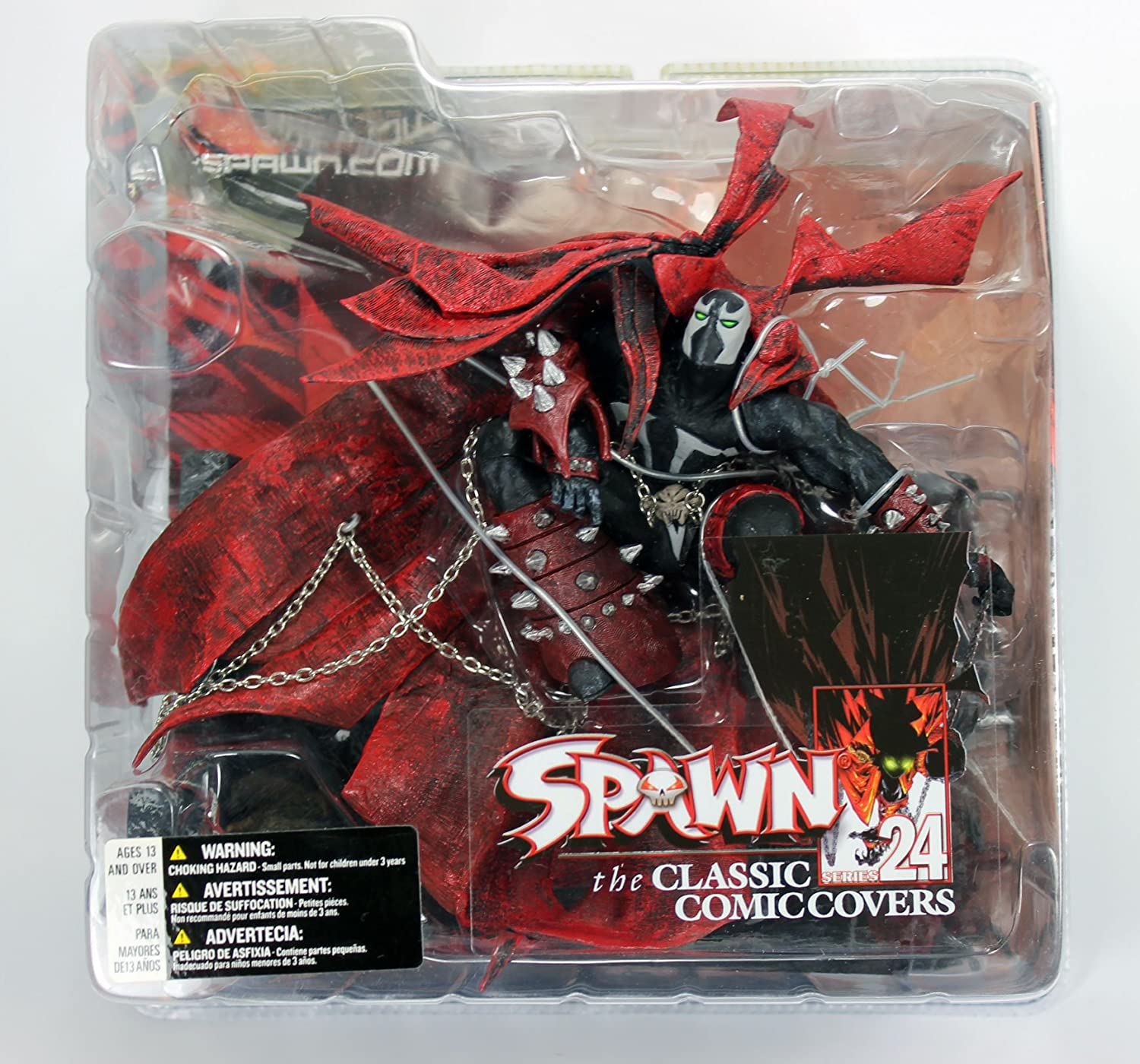 MOCCA Museum Spawn Retrospective Spawn #1 Postcard Signed by Todd McFarlane