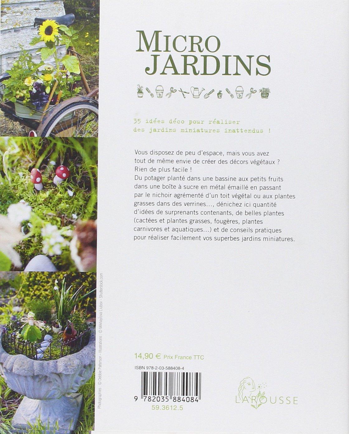 Micro jardins : 35 idées déco pour réaliser des jardins ...