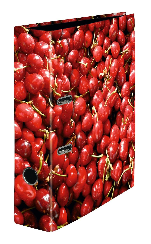 Herma Motivordner A4 Früchte Apfel