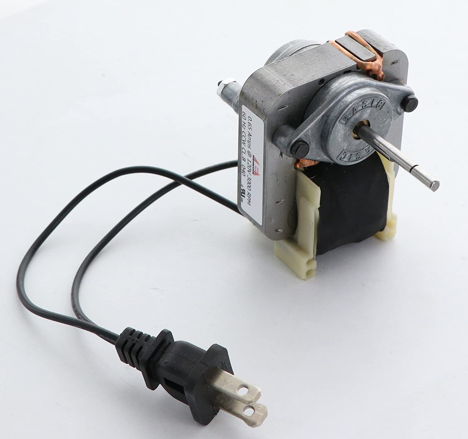 Electric Motors C01575 Replacement Motor Kit With Fan 120v In My Bathroom And Came Across Some Interesting To Me Anyway Wiring