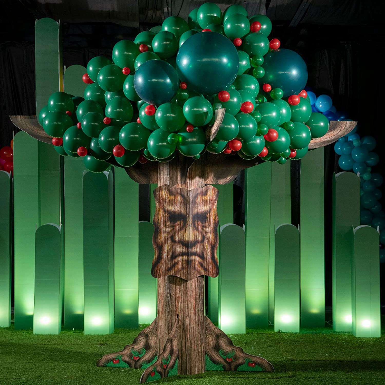 Balloon Apple Tree Party Decoration Party Supplies Decoration Decor Scene Setter