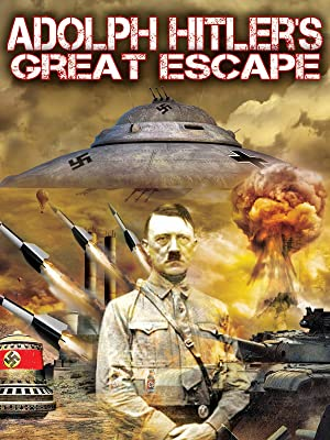 Amazons DVD der Doku-Sendung: Adolf Hitlers gewaltiges Entkommen
