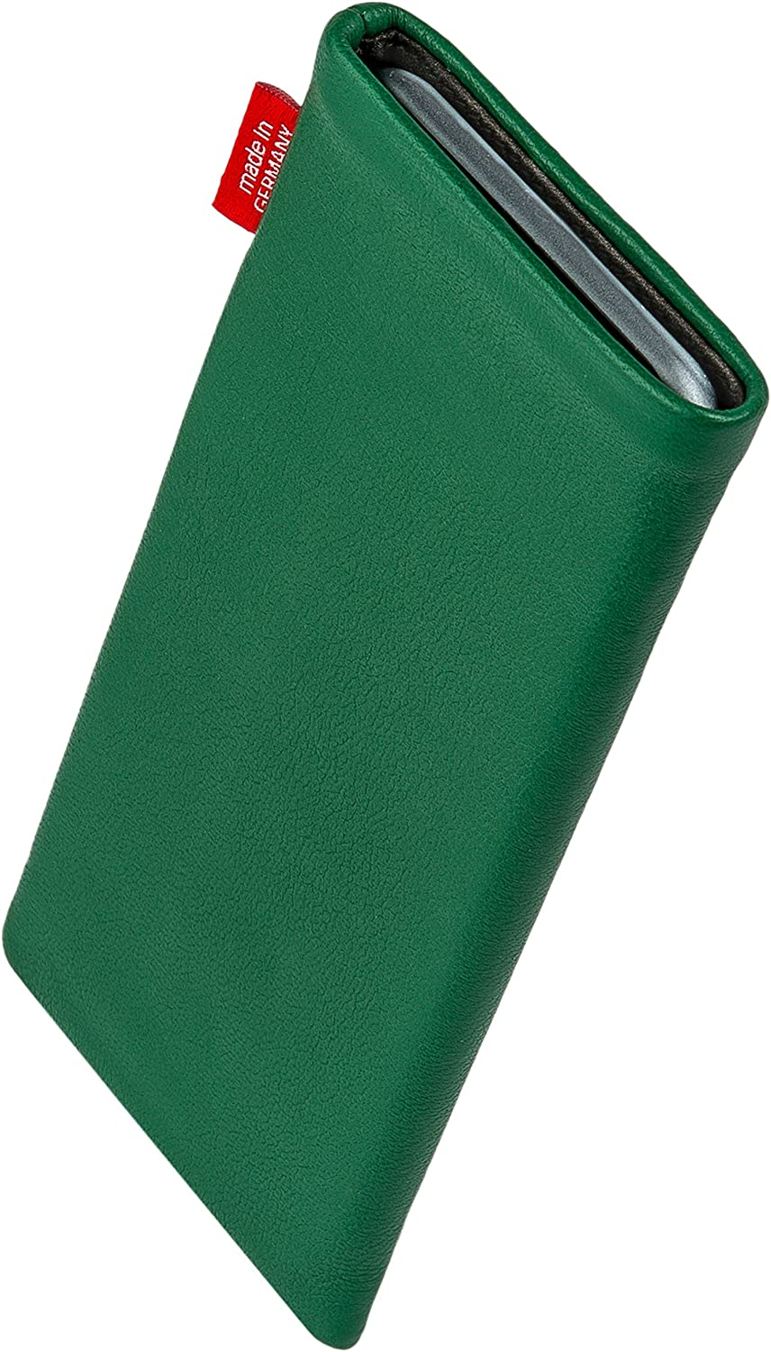 Generation fitBAG Beat Blue custom tailored sleeve for Apple iPod Touch 6G 2015 6 Made in Germany Fine nappa leather pouch case cover with MicroFibre lining for display cleaning