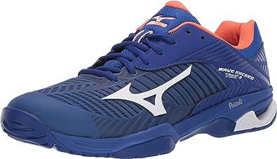Men/'s Mizuno Wave Exceed Tour 3 AC  All Court Black Tennis Shoes UK Sizes 7-12