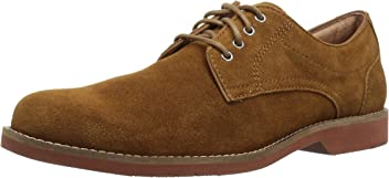 206 Collective Men's Barnes Suede Casual Oxford