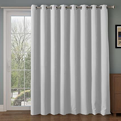Amazon Rhf Function Curtain Wide Thermal Blackout Patio Door