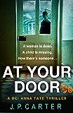 At Your Door (DCI Anna Tate)