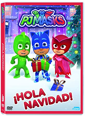 Pj Masks - ¡Hola Navidad! [DVD]