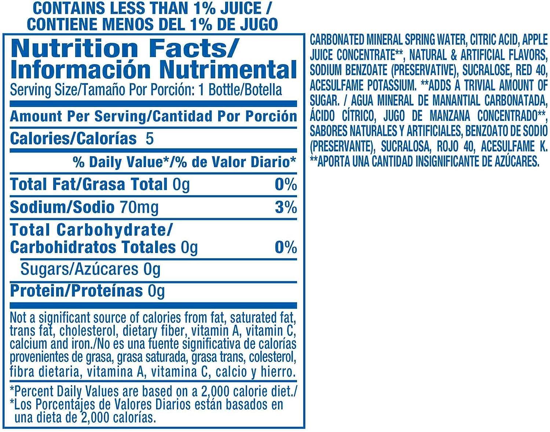 Peñafiel Fresa Light Mineral Spring Water, 20.3 fl oz bottles (Pack of 12): Amazon.com: Grocery & Gourmet Food
