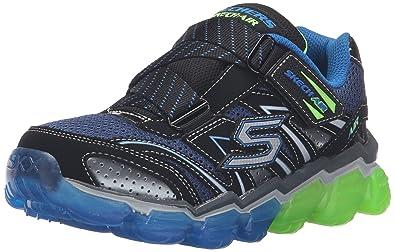 40a25900e8d0 Skechers Kids Boys  Skech Air-Turbo Rush Sneaker