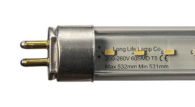 Lampada Tubolare Fluorescente : Lampada tubolare a led t v mm lampadina tubolare