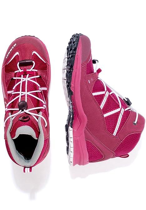 heißes Produkt Tiefstpreis Vereinigte Staaten Mammut Trekking- & Wander-Schuhe Kinder Peak Mid WP - Bergschuhe  wasserdicht für Jungen und Mädchen