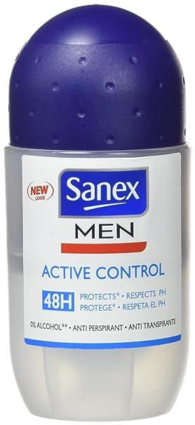 Sanex Men Active Control Desodorante Roll-On - 50 ml: Amazon.es: Amazon Pantry