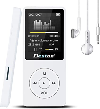 16GB MUSIC MEDIA PLAYER MP3//4 PLAYER LCD SCREEN FM VIDEO HIFI 80 Hours Playback