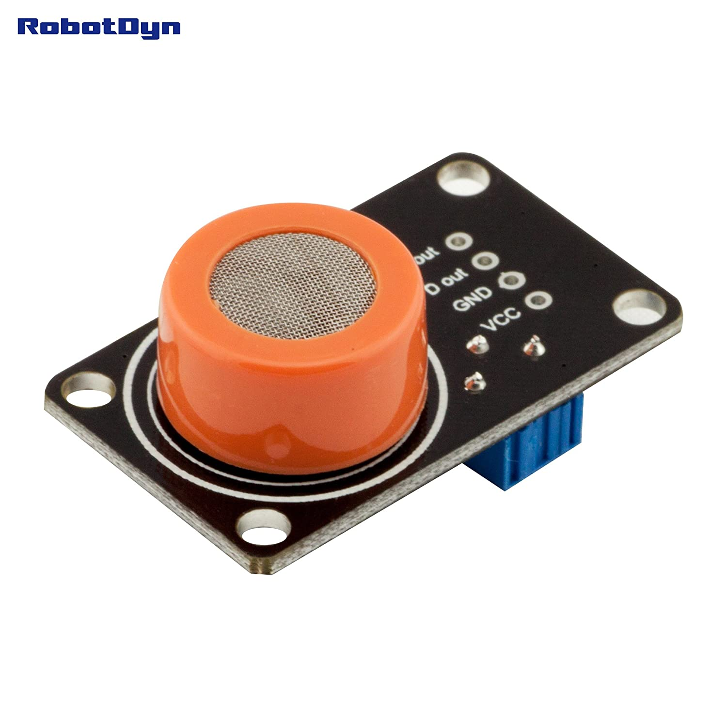 Robotdyn Lp Gas Propane Butane Sensor Mq 6 For Circuit Diagram Diy Projects Arduino Stm32 Raspberry Pi Analog And Digital Out Home Kitchen