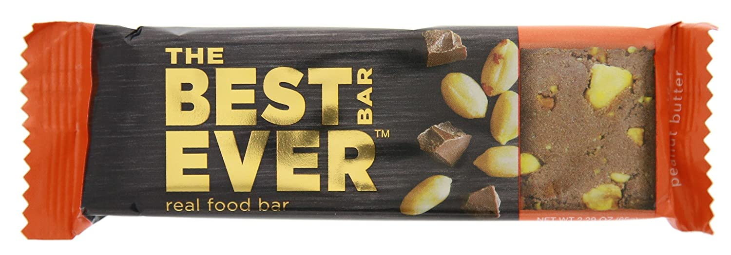 Amazon.com: Best Bar Ever Protein Food Bar - Chocolate Peanut Butter ...