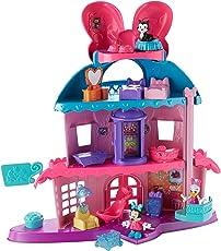 Fisher Price Playset La Casa de Minnie Happy Helpers