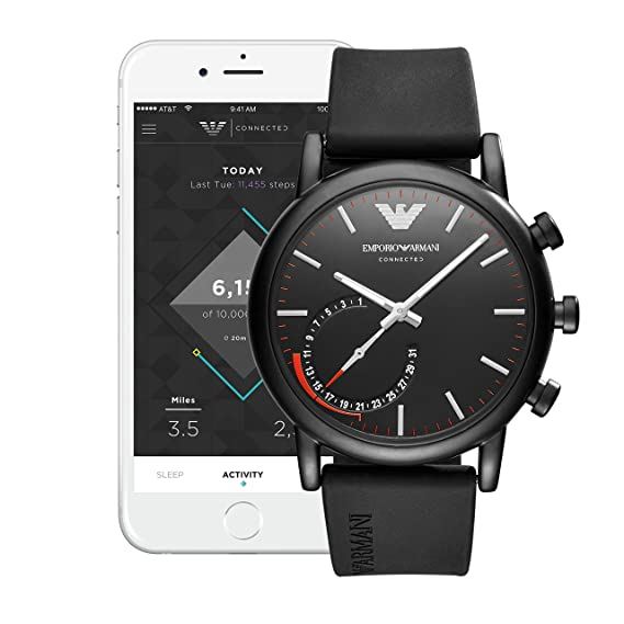 Emporio Armani - ART3010 ART3010, EA Connected: Amazon.es: Relojes