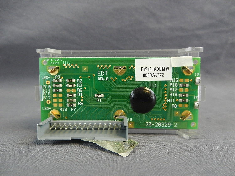 recertificación Necta 99596 café máquina LCD pantalla Junta 20 - 20329 - 2 ew161 a3bmw Rev. B: Amazon.es: Hogar