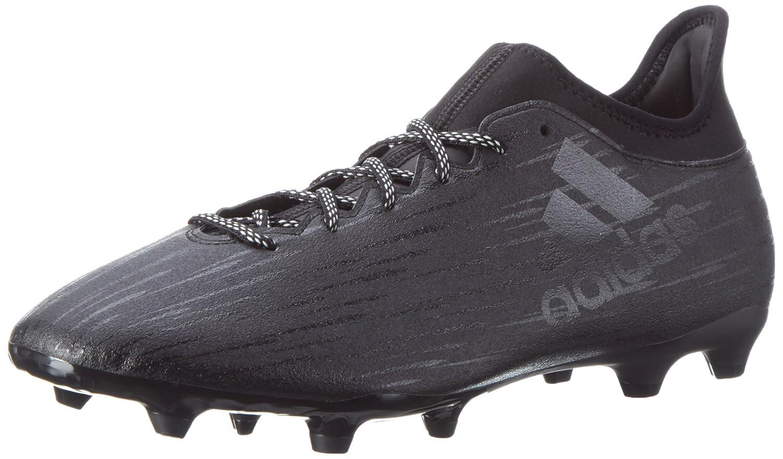 Noir (Core noir Core noir Dark gris) adidas X 16.3 FG, Chaussures de Football Entrainement Homme 46 2 3 EU