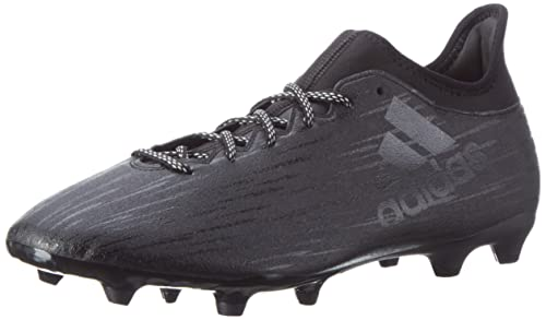 best sneakers 1f44b 1100c adidas X 16.3 Fg, Scarpe da Calcio Uomo, Nero Core BlackDark Grey