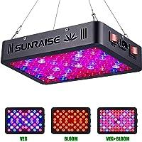 SUNRAISE 1000W LED Grow Light Full Spectrum for Indoor Plants Veg and Flower LED Grow Lamp with Daisy Chain Design Triple-Chips LED (15W LED)