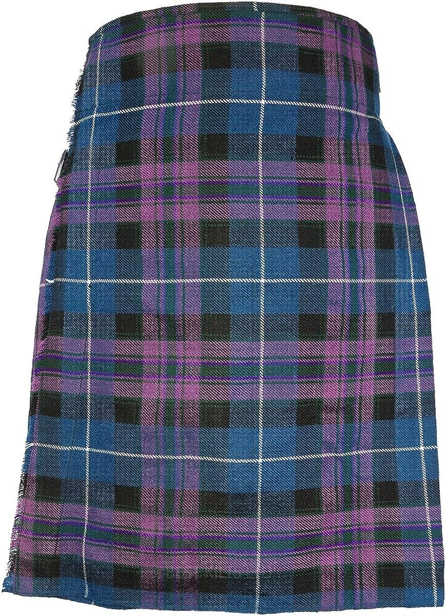 Falda escocesa tradicional para hombre, 4, 5 m, diseño de orgullo ...