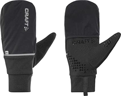 Craft Hybrid Weather 2-in-1 Bike Cycling Mitten Glove