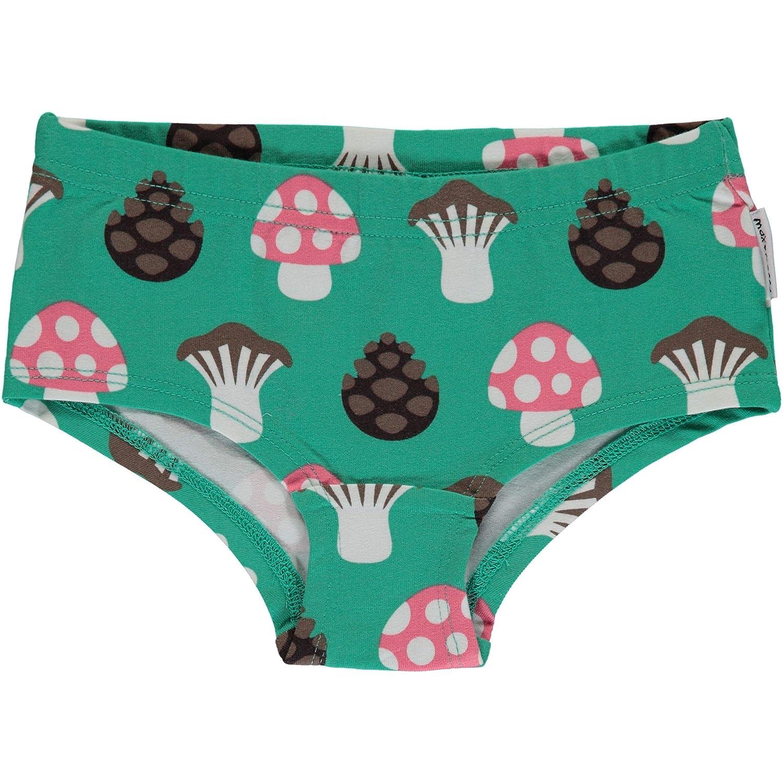 Maxomorra Hipster Pants - Mushroom