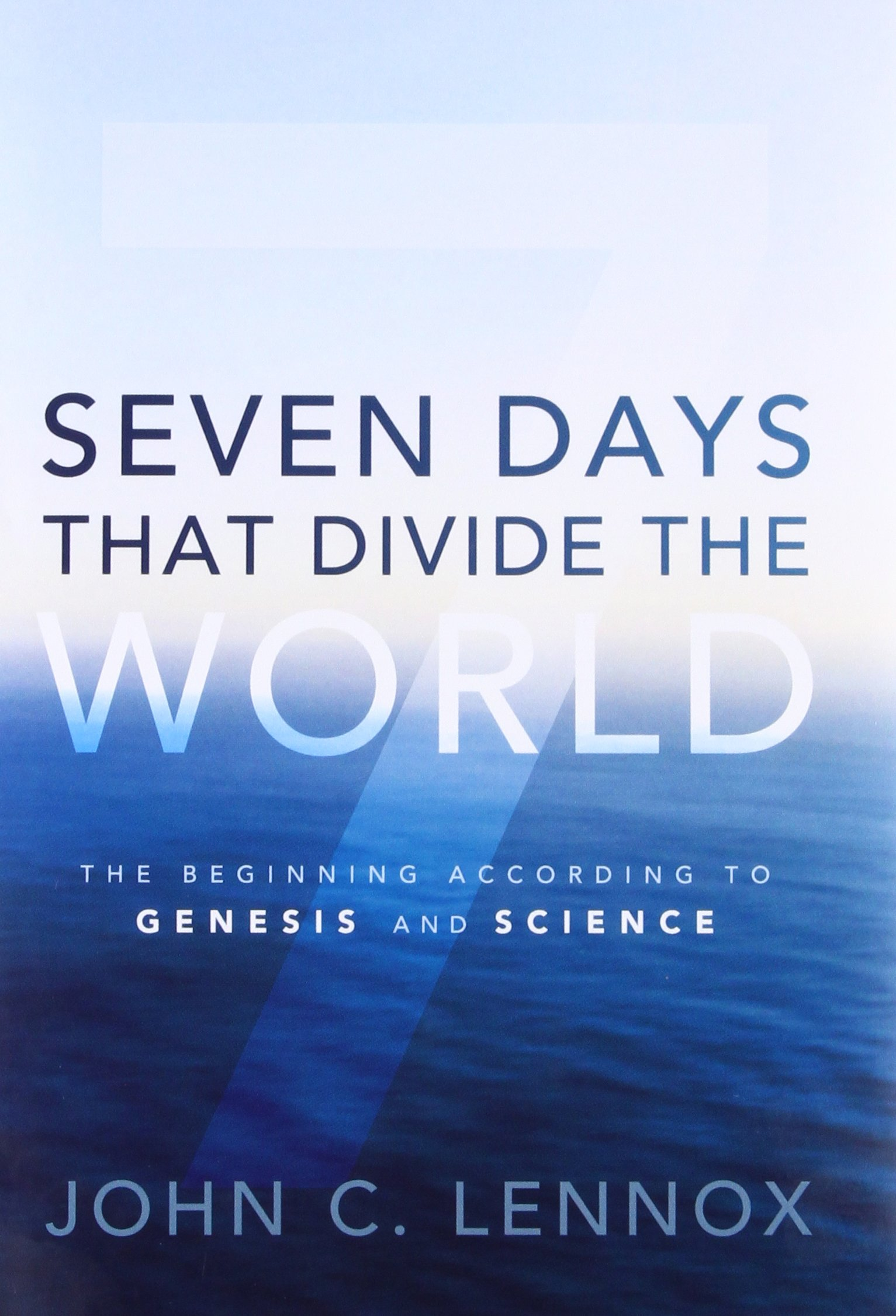 seven days that divide the world the beginning according to