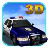 Crime Police Car Simulator 3D