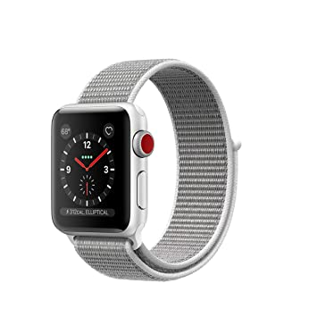 Apple Montre Connectée 38 mm Or Aluminium