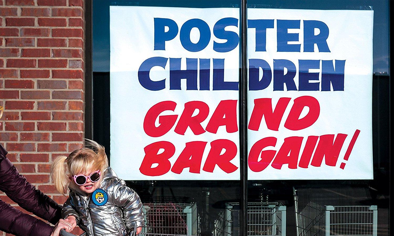 Cassette : Poster Children - Grand Bargain (Cassette)
