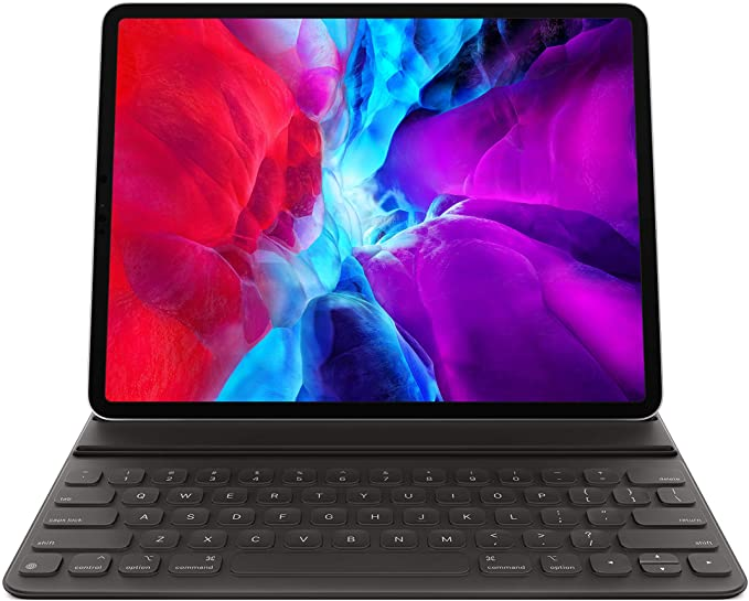 Apple Smart Keyboard (para el 12.9-Inch iPad Pro - 4.ª ...