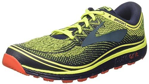 Brooks PureGrit 6, Zapatillas de Running para Asfalto para Hombre: Amazon.es: Zapatos y complementos