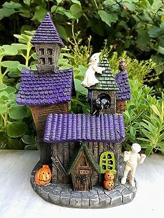 Amazon Com Fairy Garden Dollhouse Build A Fairy Garden Miniature