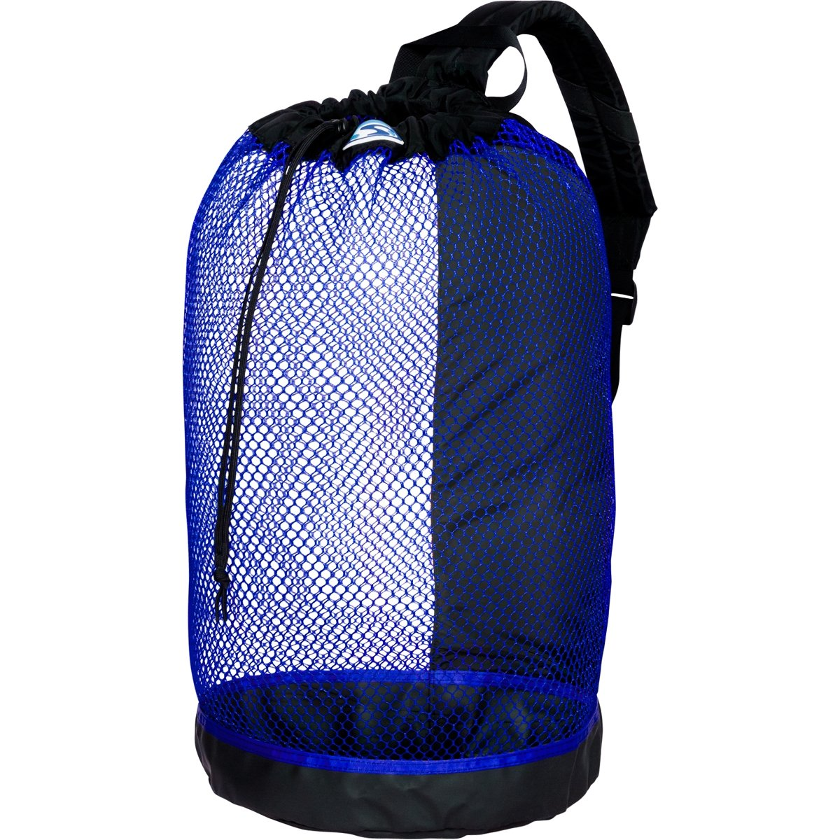 Stahlsac B.V.I. Mesh Backpack (Black/Blue)