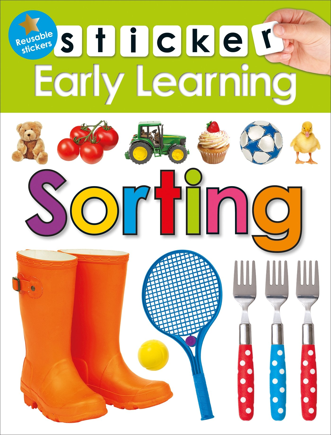 Sticker Early Learning Roger Priddy